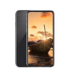 card 8gb 8g Promo Codes - goophone xr plus SmartPhone 6.1inch Quad Core 1G RAM 8G ROM 8MP Camera Wireless Charging 3G WCDMA Unlocked Phone Show 256GB