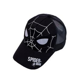 aa364398955 kids mesh hats Coupons - Mesh Cap Child Baseball Caps Kids Boy Girl 2019  Summer Fashion
