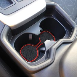 Acouto 2Pcs Car Styling ABS Front Upper Air Outlet Cover Fit for Q5 FY 2018
