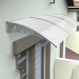 2019 copa das portas DIY Shelter Sun Anti UV Ultraleve Pára Gazebo Outdoor mobiliário porta janela Toldo Canopy tafetá Tarp tenda 60 * 100 centímetros desconto copa das portas