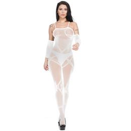 Nuovo commercio estero amore sessuale biancheria intima XL europei e americani pigiami siamesi all'ingrosso da bianco merletti in su il vestito da cerimonia nuziale fornitori