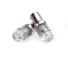 ampoules 12v ba15s Promotion 2 pcs 1156 ba15s p21w LED lumière de voiture 12V automobiles auto clignotant brouillard de stationnement DRL clairance ampoule 6000K blanc 12V