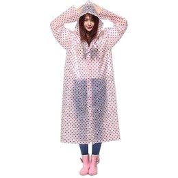 2019 batteria coreana esello Durable Raincoat Portable Rain Cape Poncho con cappello Hood per le donne Outdoor Travel spedizione gratuita