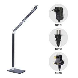 Lampen & Schirme Licht & Beleuchtung Geruite Schreibtischlampe Flexiblen Led Lampe Büro Führte Tischleuchte Metall Architekten Verstellbare Falten Leselicht