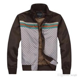 Giacca a vento polo online-Giacca da uomo nuova di zecca di alta qualità giacca casual polo giacca da uomo all'aperto giacca a maniche lunghe giacca a vento felpa