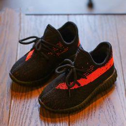 Chaussures Enfants Baskets Enfant Kanye West Run Chaussures Enfant Bébé Enfants Jeunes Garçons Et Filles Chaussures Pour Enfants ? partir de fabricateur