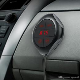 Mp3 disco musica on-line-Car mp3 player do carro transmissor de bluetooth fm kit mãos livres mp3 player de música monitor de tensão de rádio tf u disco 2 usb r