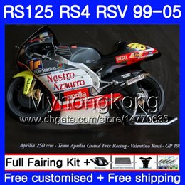 2019 carenado rs 125 RS125R para Aprilia RS 125 1999 2000 2001 2002 2003 2005 318HM.3 Gris blanco RSV125R RS4 RS-125 RSV125 R RS125 99 00 01 02 03 04 05 Carenado carenado rs 125 baratos
