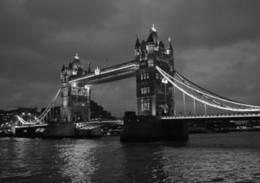 Weinlese Metall London Turm Brücken Modell für Hauptschlafzimmer