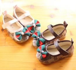 cf310c964 Zapatos de niñas para niños de cuero Niños lindos bebés pompón de orejas de  conejo para niños