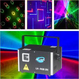 Lumières de scène lcd en Ligne-Feux d'artifice colorés de projecteur de logo de feux d'artifice RVB avec l'affichage d'affichage à cristaux liquides, éclairage à la maison de disco de partie à vendre