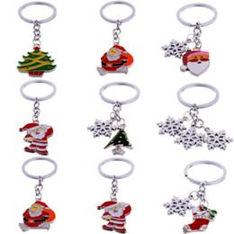 Metal Anahtarlık Yüzükler Arabalar için Anahtarlık Moda Anahtarlıklar Noel Baba Ağacı Kardan Adam Kar Tanesi Anahtarlık Kolye Noel Hediyesi Süsler Damlalar nereden