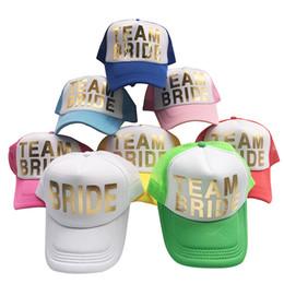 Mariée et Squad Snapback Casquettes de Baseball Chapeau feuille d/'or imprimé enterrement vie jeune fille plage chapeau