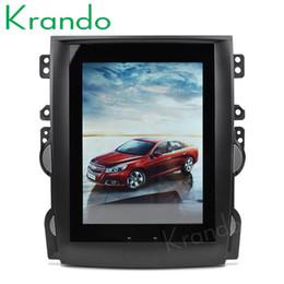 """Chevrolet navegación con pantalla táctil online-Krando Android 7.1 10.4 """"Tesla Reproductor de DVD con pantalla táctil vertical para Chevrolet Malibu 2013-2015 navegación KD-CM189"""