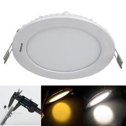 panneaux de plafond en grille Promotion 12V bus lampe LED voyant d'alimentation solaire entrée 12V a mené downlight obscurcissant la lumière de bateau de 3W 6W pour le blanc 6000K et le blanc chaud 3000K