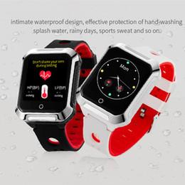 2019 gps lokalisieren Smart GPS-Uhr für Android IOS GPS WIFI Lokalisierung Pulsmesser Schrittzähler Smart Erinnerung Erwachsene Smartwatch günstig gps lokalisieren