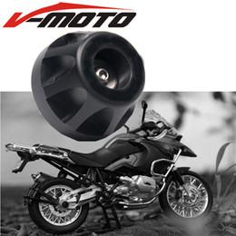 Motorrad stürzt ab online-Achsantriebsgehäuse Kardan Crash-Slider-Schutz für R 1200 GS LC / R1200GS LC Adventure 2013-2017 Motorrad-Zubehör