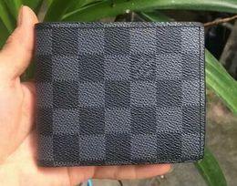 cartão g3 Desconto g3 Frete grátis 2020 New Men carteiras carteira PU cartão de couro cruz-mens carteira carteiras bolsas saco do bolso estilo europeu 01A2