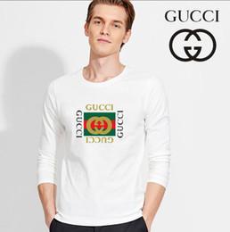 2019 camiseta transparente NUEVA Caliente GUCCI Hombres Camisetas Transparentes See tees Sexy Hombre Camiseta O Cuello Singlet Gay Hombre Ropa Casual Ropa Ropa # 266 camiseta transparente baratos