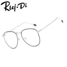 69834421b6 8983 Gold Metallrahmen Brillen Herren Damen Sonnenbrille Retro Quadratische  optische Linse Eyewear Nerd Clear Lens Brille