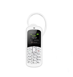 Микро-гарнитура bluetooth гарнитура онлайн-Новый Оригинальный Ear Rhyme M9 Мини-Телефон Bluetooth-гарнитура 14 Видов Поддержки Языка Мобильный и Unicom 2 Г 3 Г 4 Г Micro SIM-Карта