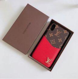Teléfono secreto online-Nuevo en 2019 PINK Victoria Soft Case para iPhone 8 8Plus 7 7Plus 6 6Plus 6s Plus X Xs Max XR Funda de teléfono Funda secreta