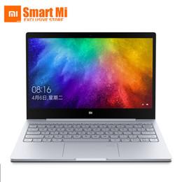 1,5 tablette Rabatt 2019 Xiaomi Mi Notebook Laptop .3 Zoll Englisch Windows 10 Intel UHD Graphics 620 Fingerabdruck von Kamera Silber Farbe
