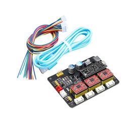 driver de laser Desconto XYZ 3 Eixos Stepper Motor Controlador Board Board Painel de Controle para DIY desktop laser gravador de máquina de impressão impressora