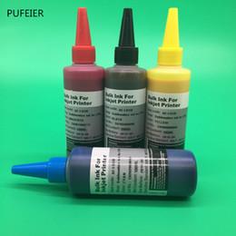 2019 pro trasferimenti 4 bottiglie x 100 ML inchiostro per sublimazione T7551-T7554 per Pro WF-8090 WF-8590 WF-8010 inchiostro per trasferimento di calore WF-8510 pro trasferimenti economici