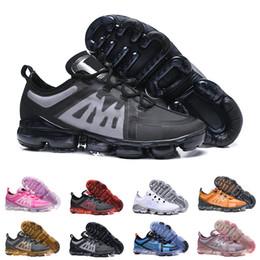 ударная обувь Скидка 2019 Багрово-Золотой Каньон Золото Мужчины женщины Shock Акроним в розовых кроссовках Мода женщин мужчины Chaussures Мужские спортивные кроссовки на продажу