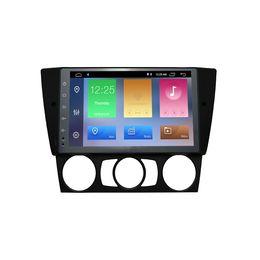 9inch Car DVD Multimedia Player GPS Android 9.0 DSP 1 Din per BMW Serie 3 E90 / E91 / E92 / E93 Canbus dvd DSP Bluetooth Radio da bmw dash dvd fornitori