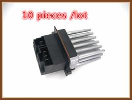 ventilador de pc Desconto 10 pc / lot Blower Motor Fan resistor para Voyager TownCountry Pacifica Aspen Dodge Nitro Grand Caravan