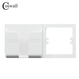 conector impermeable led pin Rebajas Soporte para teléfono Accesorios para teléfono inteligente de zócalo de pared Coswall Soporte Soporte para teléfono móvil Todas las marcas Soporte de teléfono