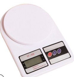 High Accuracy Digital Scales 10kgs 1g 7kgs 1g 5kgs 1g Kitchen use Weighting  Scales battery powered Factory direct