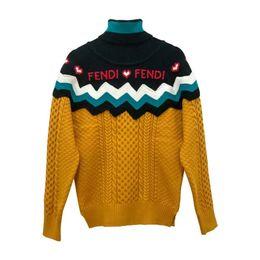 tamanho completo da panela Desconto MoNclerdTao designer de moda italiana Moncl inverno novo espessamento camisa assentamento camisola de malha hoodies das mulheres pullover camisola shirtstuYss
