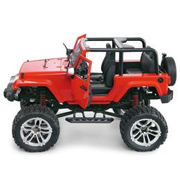 HG - P406 1/10 2.4G Conversível RC Escalada Car Toy de