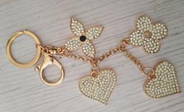 telaio della foto dell'anello chiave di metallo Sconti Il più nuovo modo Diamond portachiavi Accessori per catena chiave nappa portachiavi modello auto portachiavi fascino borsa gioielli
