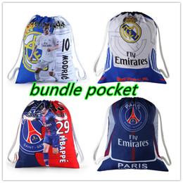 2019 sacs à motifs 2019 nouveau paquet coloré mignon motif de stockage étoiles dames enfants bundle poches sur sac de stockage portable sacs à motifs pas cher