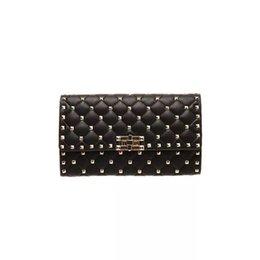 Saco de embreagem preto on-line-Moda rebite preto e vermelho cor saco de embreagem com frete grátis designer de moda messager sacos / moda bolsas / padrão simples bolsa