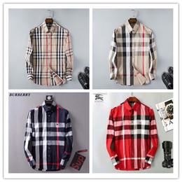 dcf261237a 2019 camicia sottile in batik Camicia da uomo a maniche lunghe slim fit da  uomo social