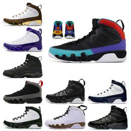 2019 kd sneakers kostenlos Träumen Sie es tun es 9 9s Herren-Basketball-Schuhe Anthrazit Der Geist Bred Raum jam UNC Leichtathletik Sport Turnschuhe 7-13