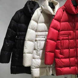 2020 translate exception! Collare stand di lunghezza media Luce Donne Down Jacket moda ha contratto Pure Coat T190930 Colore Womens Puffer translate exception! economici