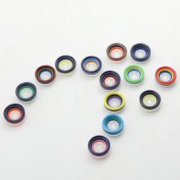 500 pezzi / lotto 11,5 mm rotondo 4 fori flatback trasparente bambini pulsanti in resina cucito bottoni di pane pulsanti di plastica flatback eco-compatibili da