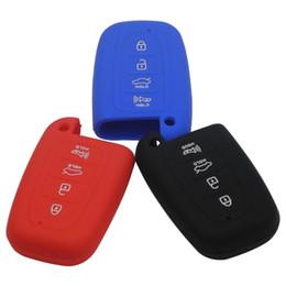2019 kia smart key remote 3 Botones Caso llave del coche de la cubierta de silicona plegable Shell Tapa del teclado Para alma de Kia Sportage de coches Smart Remote Fob kia smart key remote baratos