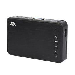 Hdmi avi en Ligne-Lecteur multimédia Full Full Media Lecture automatique 1080P USB Disque dur externe SD U Disque RMVB AVI MKV Lecteur multimédia avec sortie HDMI VGA AV