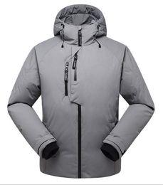 82bd512b8e 2019 Men Winter Jackets north Coats Warm Down Jacket Outdoor Hooded Men s  face down Parkas 512