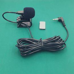 2020 audio-promotionen Do Förderung! Neueste 3.5mm Auto-Radio-Stereo-Mikrofon Bluetooth Fahrzeug externes Mikrofon für die GPS-Player aktiviert Audio DVD rabatt audio-promotionen