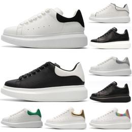 28e3c8304d7a suole spesse scarpe da ginnastica bianche Sconti mcqueen Scarpe firmate per  donna sneakers in pelle moda