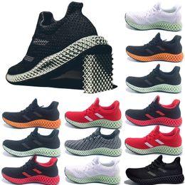 4f054b4f9a91 Fashion Brand Alphaedge 4D LTD Aero Ash Running Shoes Technology Printing  Shoes Black White Orange Red Luxury Designer Shoes Mens Sneakers