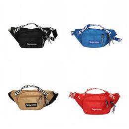 Sacchetti borsa universitari online-Tasca da corsa di marca Sup Tasche da corsa Tasca a spalla inclinata Classic Hand Handed Multi Function Fashion Colori Mix 15shf1